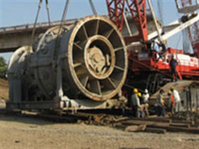 Project Cargo, Licensed Project Forwarders Nagpur, Equipment