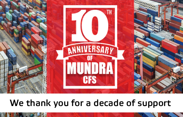 Allcargo Logistics' Mundra CFS completes 10 years
