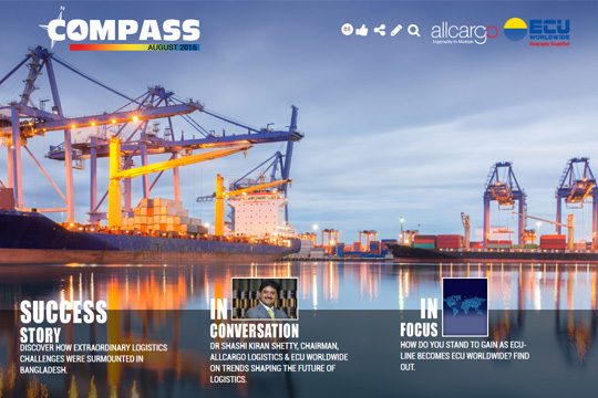 Compass! Our new digital magazine