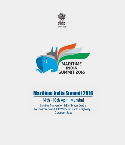 Allcargo supports Maritime India Summit 2016